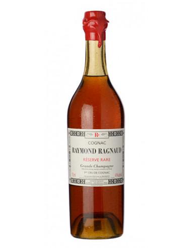 """Raymond Ragnaud Réserve Rare """"Bouteille antique bullée"""" Cognac 01"""