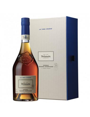 Delamain Très Vénéré Cognac 01