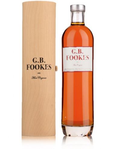 G.B. Fookes VSOP Fine Cognac 01
