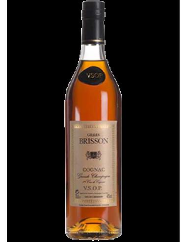 Gilles Brisson VSOP Cognac 01