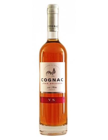 Joan Brisson VS Cognac 01