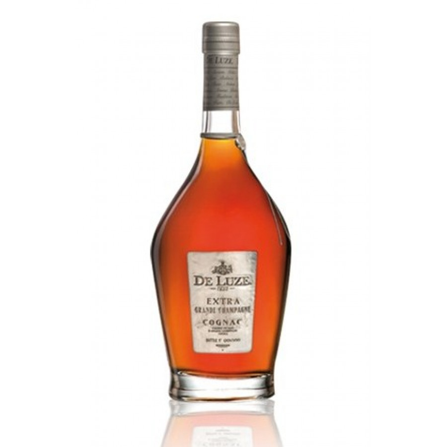 De Luze Single Barrel Extra Cognac 01