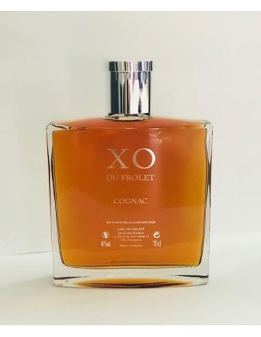 Du Frolet Quintard XO Decanter Cognac 01