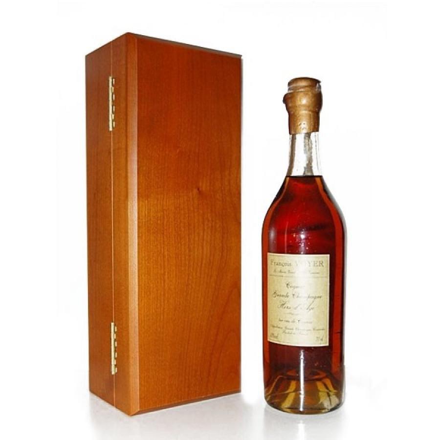 Francois Voyer Hors d'Age Grande Champagne Cognac 01