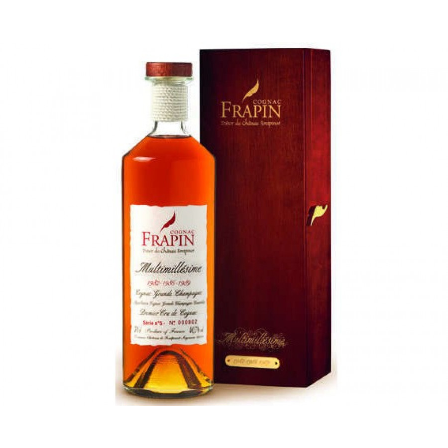 Frapin Multimillesime Series N°4 Cognac