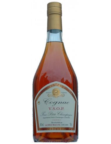 Michel Bureau VSOP Cognac 01