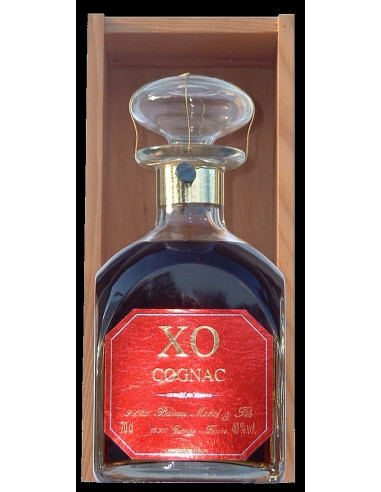 Michel Bureau XO Decanter Cognac 01