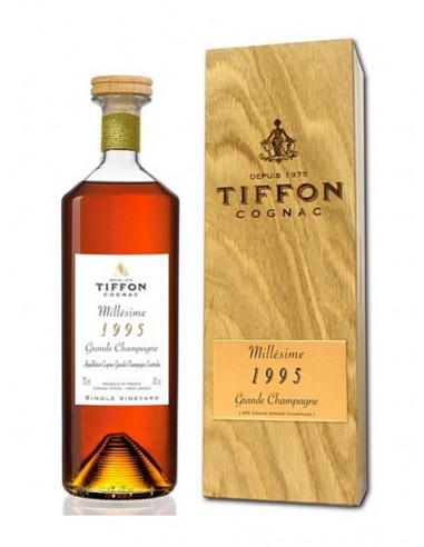 Tiffon Vintage 1995 Grande Champagne Cognac 01