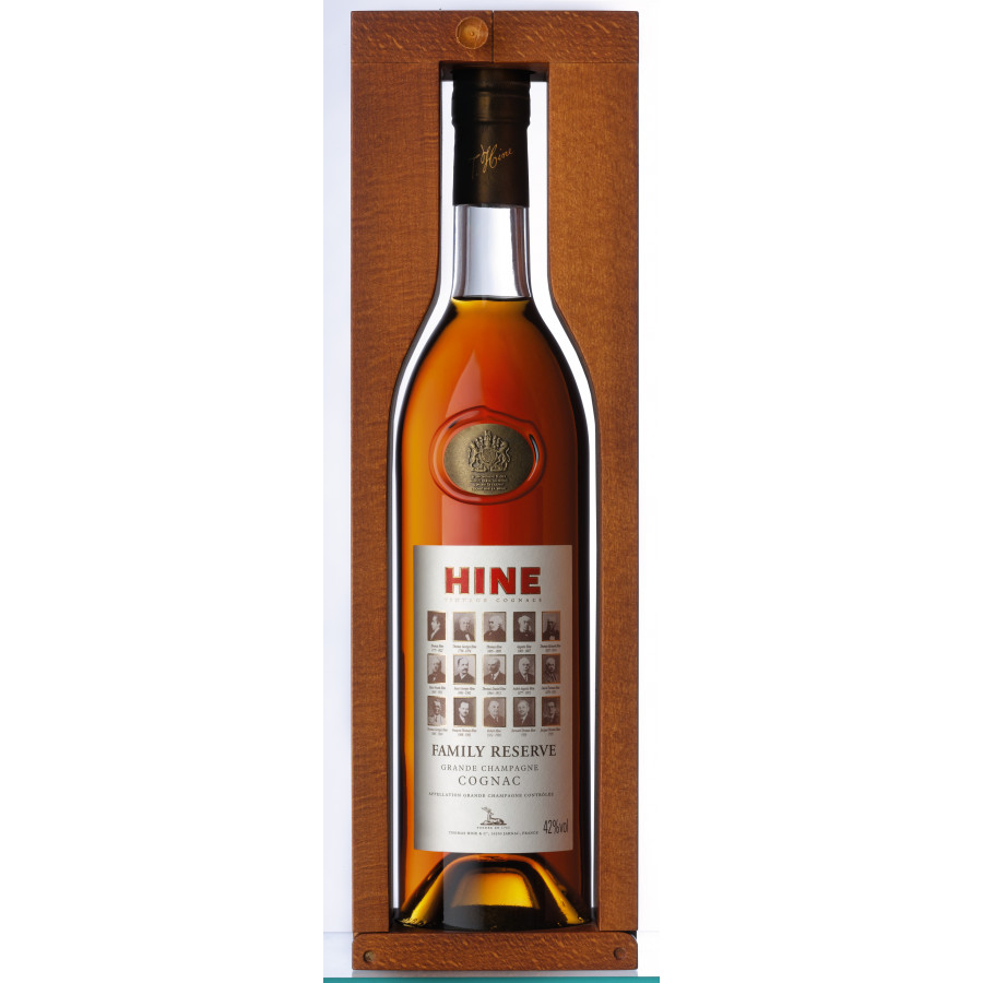 Hine Family Reserve Cognac 01