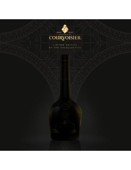 Courvoisier VS Limited Edition Black Pack Cognac 04