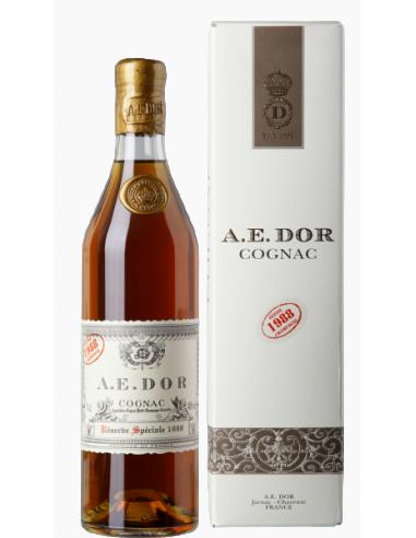 AE Dor 1988 Vintage Petite Champagne Cognac 01