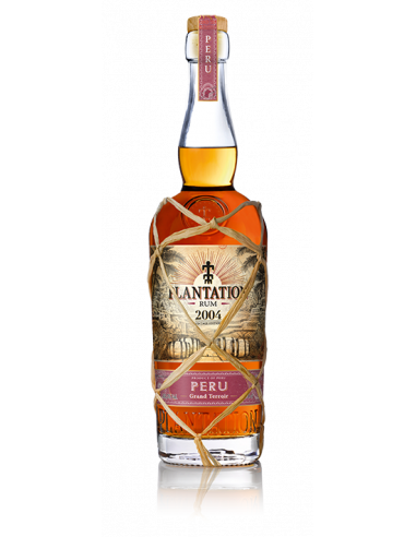 Pierre Ferrand Plantation Rum Peru 2004 01