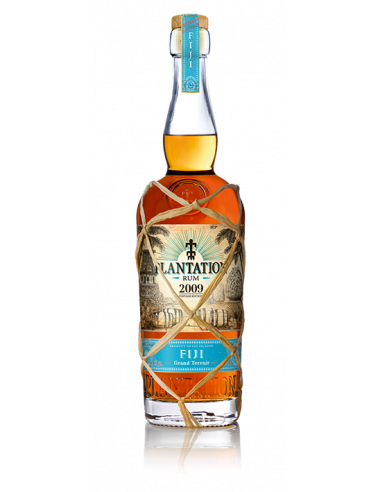 Pierre Ferrand Plantation Rum Fiji 2009 01