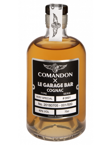 Comandon X Le Garage Cognac 01