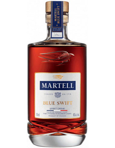 Martell Blue Swift Limited Edition Eau de Vie 01