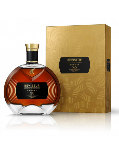 Le Reviseur XO Single Estate Cognac 01