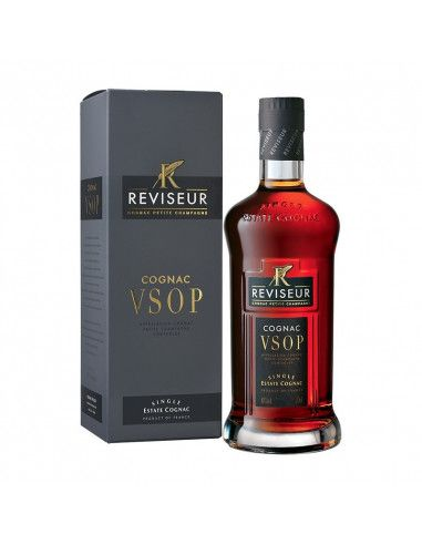 Le Reviseur VSOP Single Estate Cognac 01