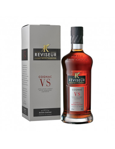Le Reviseur VS Petite Champagne Single Estate Cognac 01