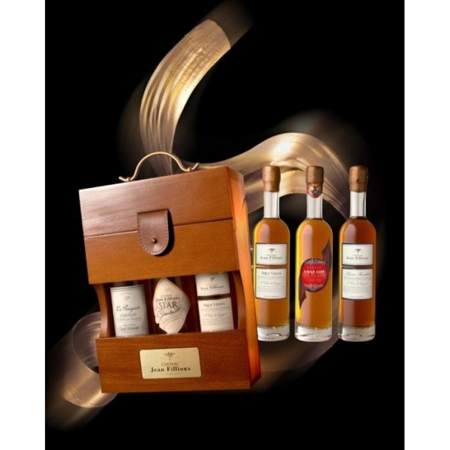 "Jean Fillioux Coffret ""Signature"" Cognac 01"