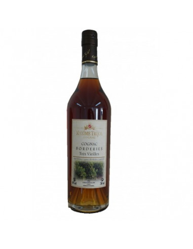 Maxime Trijol Borderies Very Old Limited Edition Cognac 01