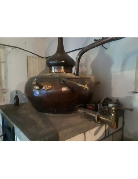 Alambic Charentais - Mareste Copper Pot Still 011