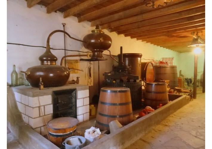 Alambic Charentais - Mareste Copper Pot Still 01