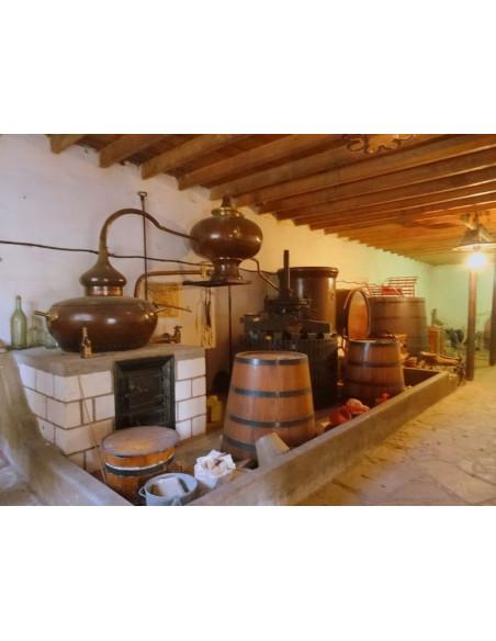 Alambic Charentais - Mareste Copper Pot Still 08