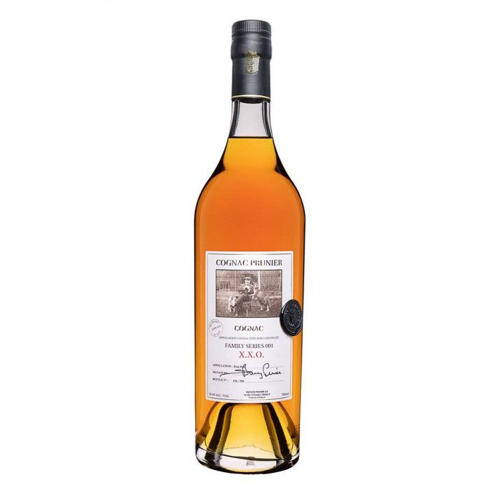 Prunier XXO Cognac Family Series Number 1 01