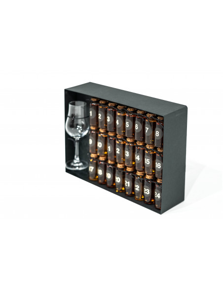 Premium Cognac Advent Calendar - Limited Edition by Cognac Expert 05