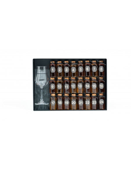 Premium Cognac Advent Calendar - Limited Edition by Cognac Expert 06