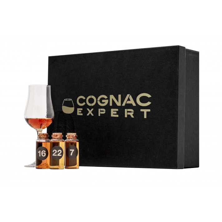 Premium Cognac Advent Calendar - Limited Edition by Cognac Expert 01