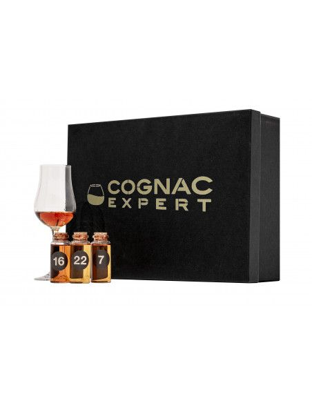Premium Cognac Advent Calendar - Limited Edition by Cognac Expert 04