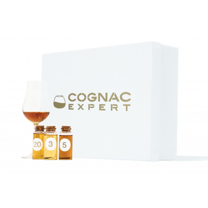 Cognac Advent Calendar - Limited Edition by Cognac Expert 01