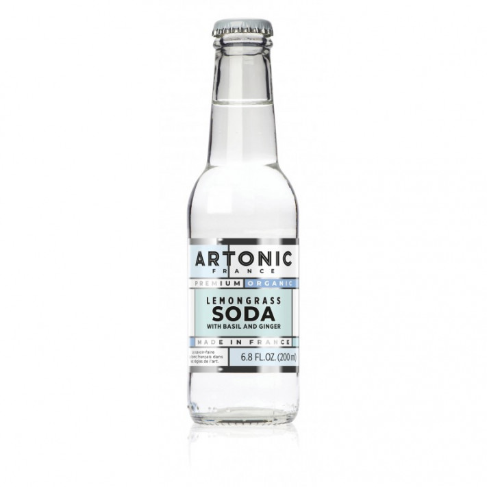 Artonic Lemongrass Tonic Water 01