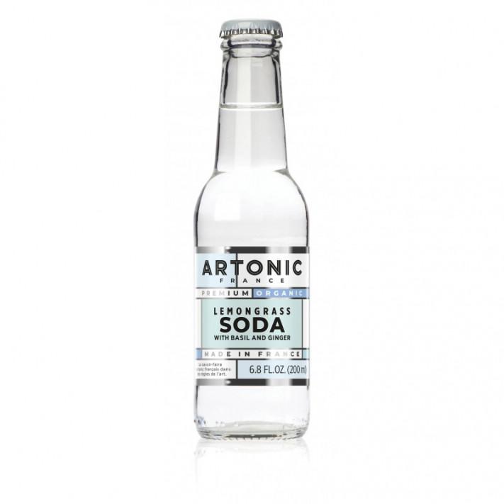 Artonic Lemongrass Tonic Water 01