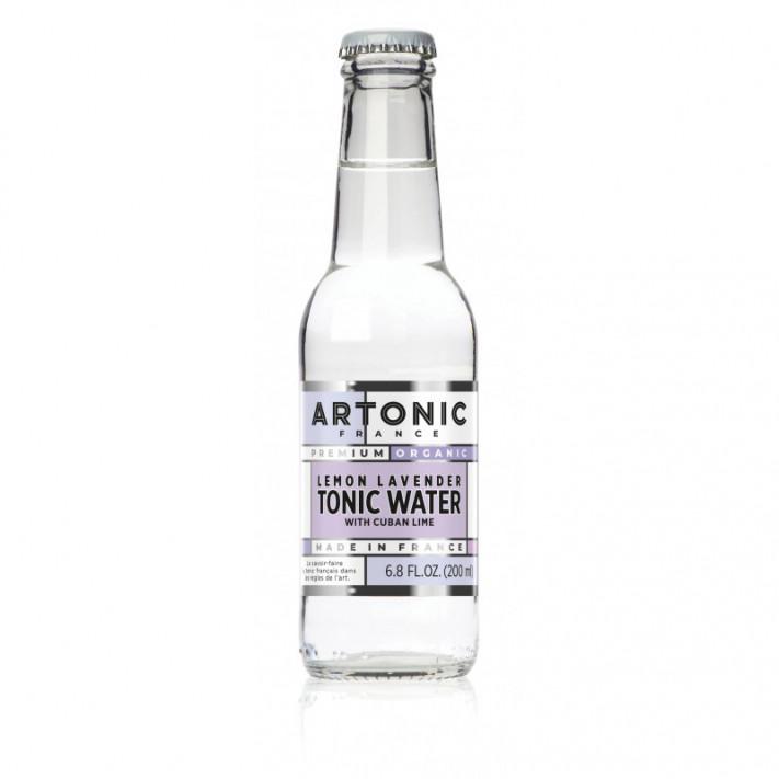 Artonic Lemon Lavender Tonic Water 01