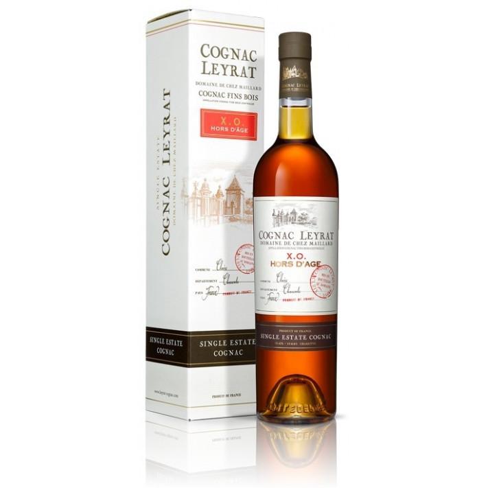 Leyrat XO Hors D'Age Cognac 01