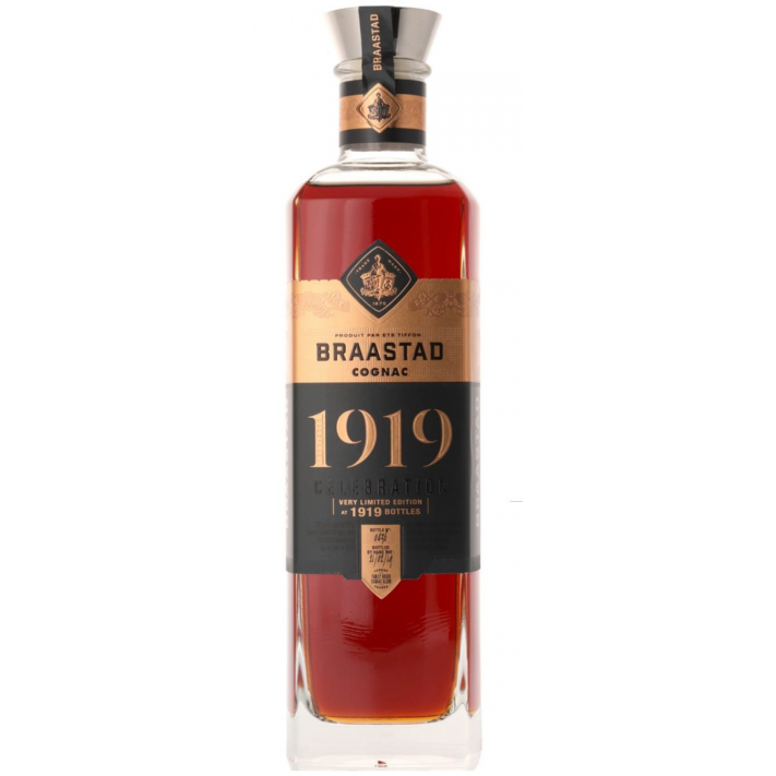 Braastad 1919 Celebration Limited Edition Cognac 01