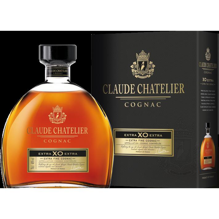 Claude Chatelier XO Extra Cognac 01