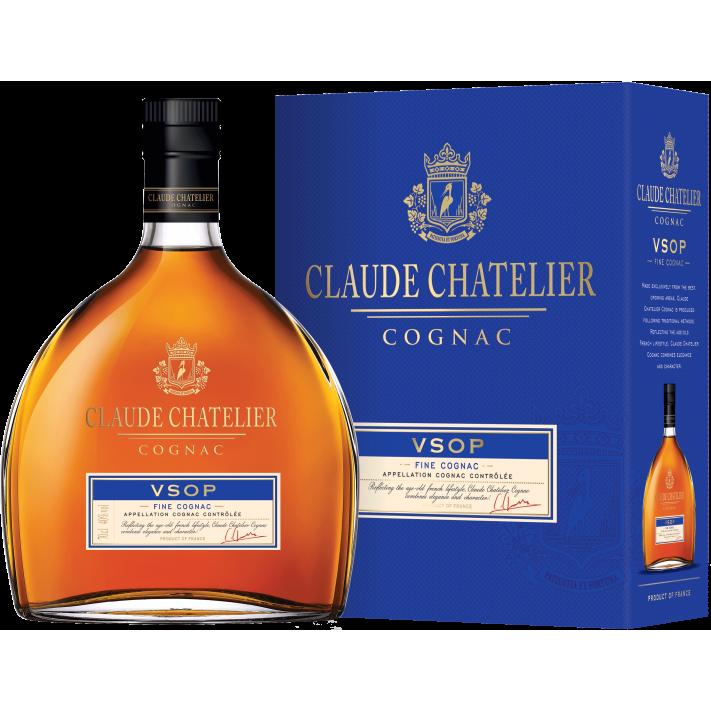 Claude Chatelier VSOP Cognac 01