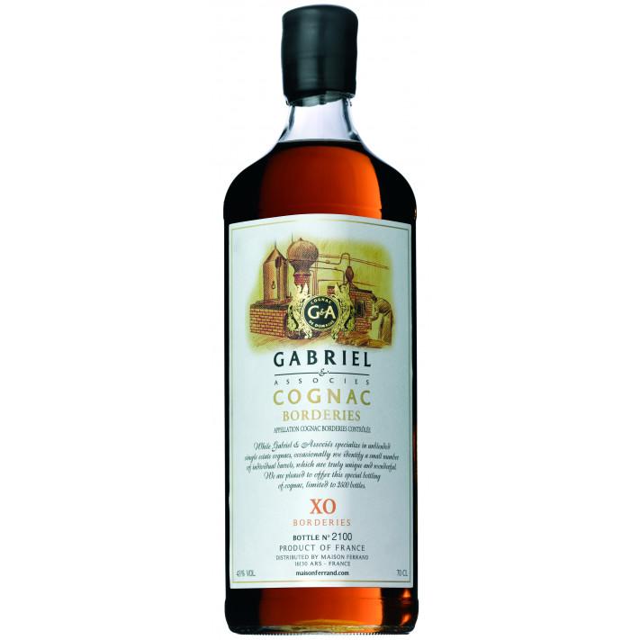 Gabriel & Associes Fins Bois Chateau de Clam Cognac 01