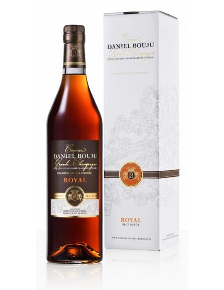 Daniel Bouju Royal Brut de Fut Cognac 04