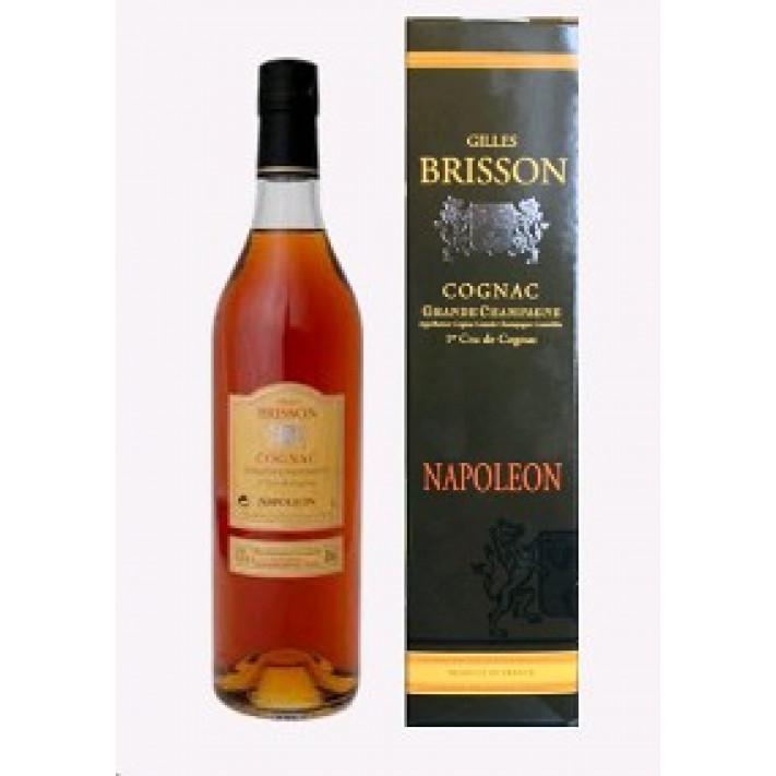 Gilles Brisson Napoleon Cognac 01