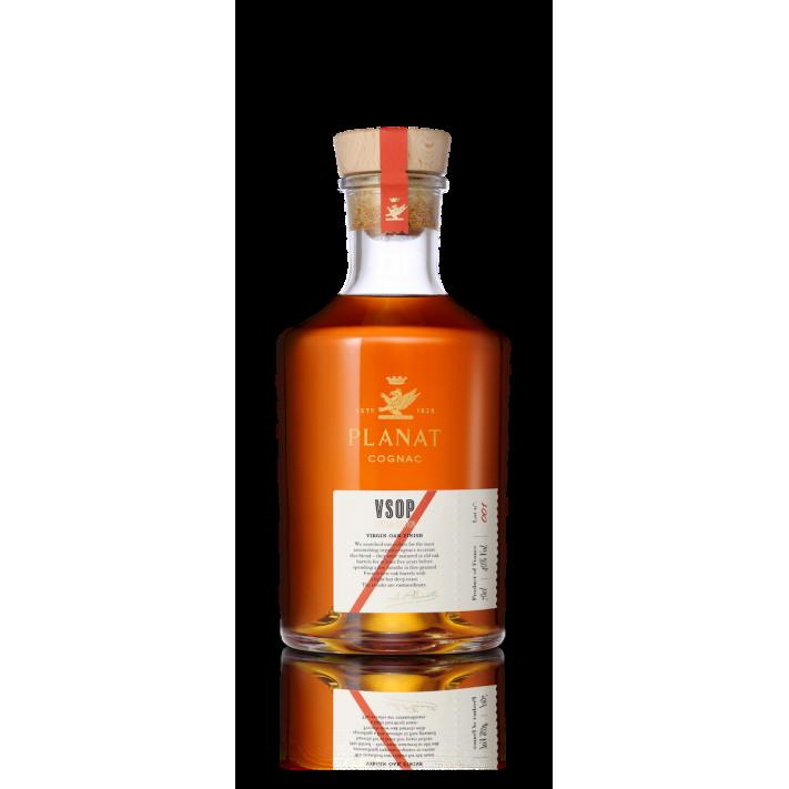 Planat VSOP Virgin Oak Organic Cognac 01