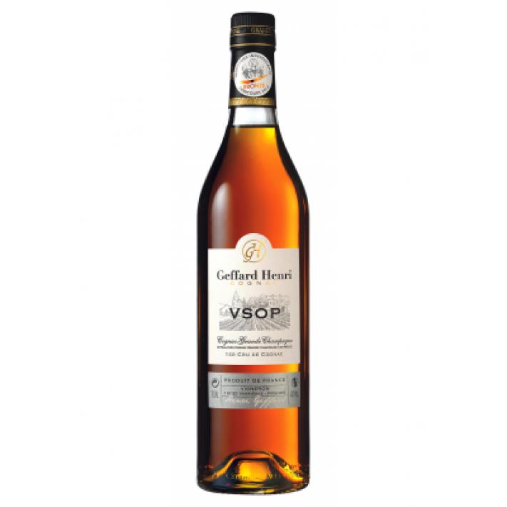 Geffard Henri VSOP Cognac 01