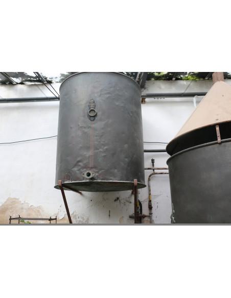 Alambic Charentais - Pot Still Guillard et fils 25hl 09