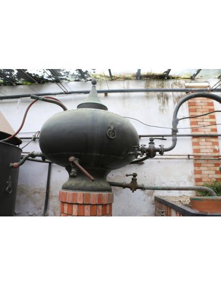 Alambic Charentais - Pot Still Guillard et fils 25hl 012