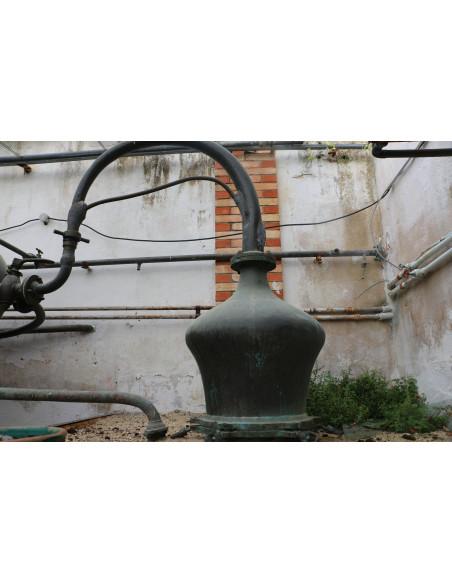 Alambic Charentais - Pot Still Guillard et fils 25hl 013