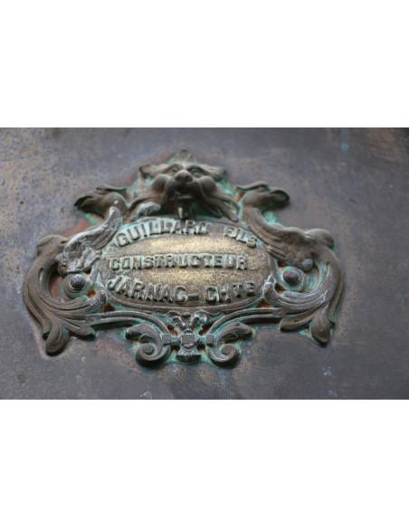 Alambic Charentais - Pot Still Guillard et fils 25hl 014