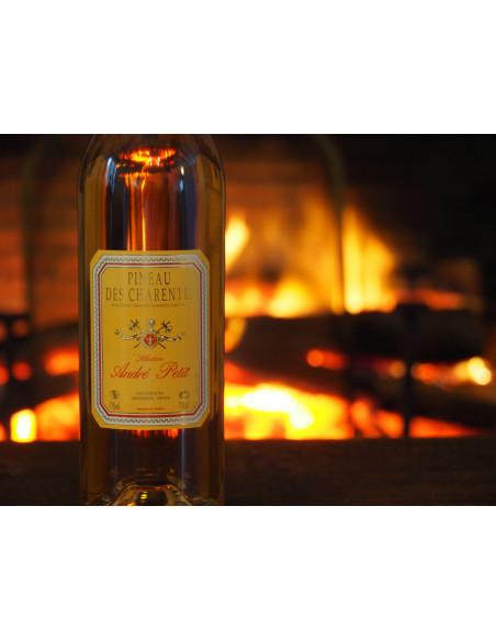 André Petit Pineau Blanc des Charentes Cognac 04